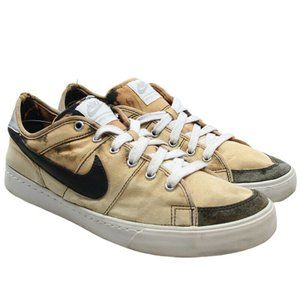 Nike Sweet Legacy Mens Beige Distressed Sneakers